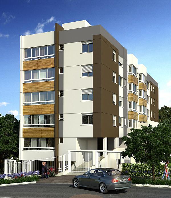 Apartamento-Mont Serrat-Porto Alegre-1dorm-Nova Marca Imóveis