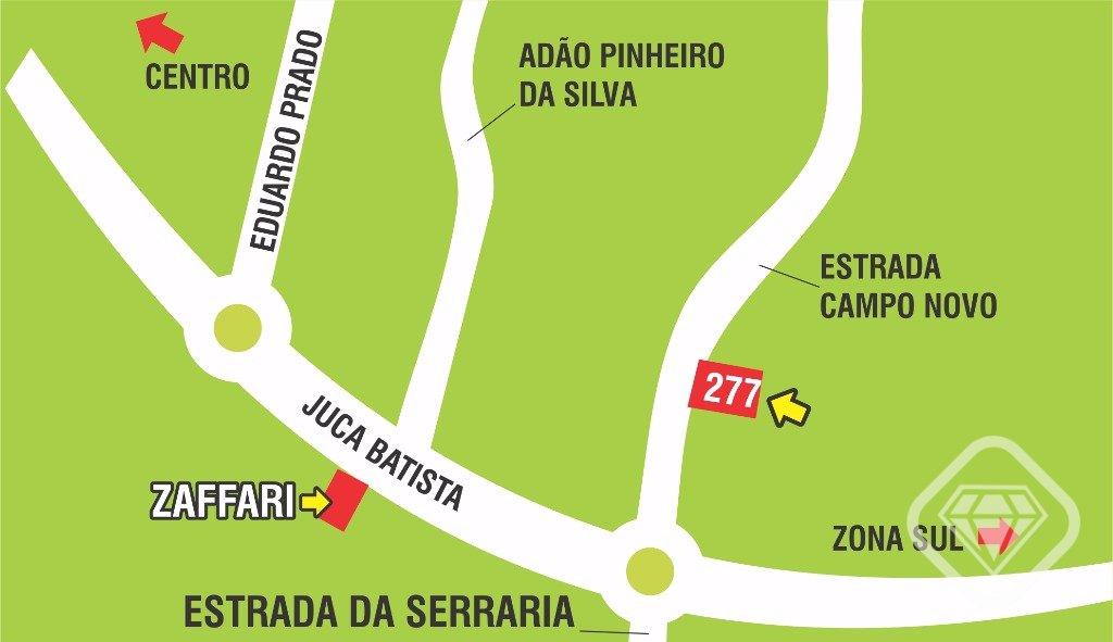 Apartamentos de 2 dormitórios em Ipanema, Porto Alegre - RS