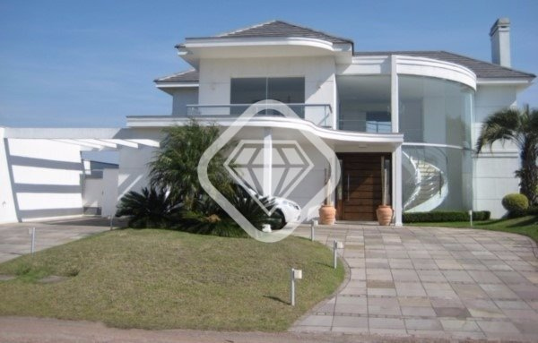 Casa Em Condominio de 4 dormitórios em Belem Novo, Porto Alegre - RS