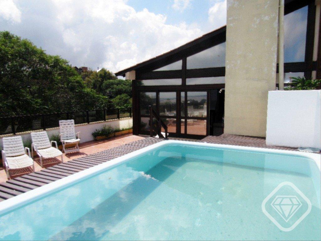 Coberturas de 3 dormitórios em Cristal, Porto Alegre - RS