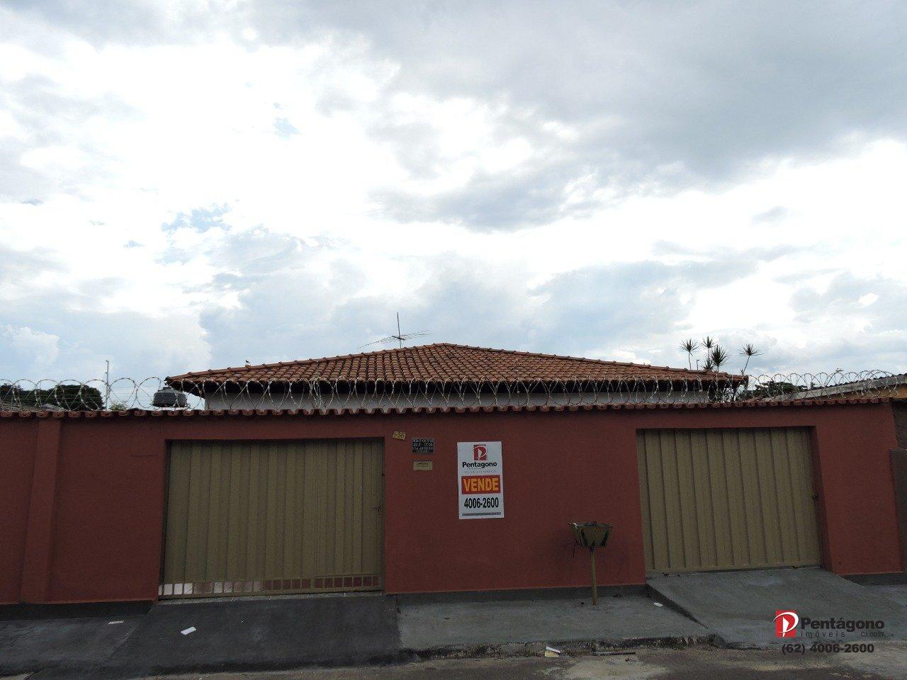 Casa com 3 quartos no Setor Americano do Brasil
