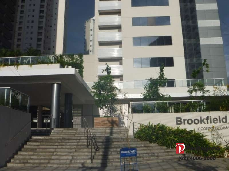 Sala Comercial no Jardim Goiás - Ed. Brookfield