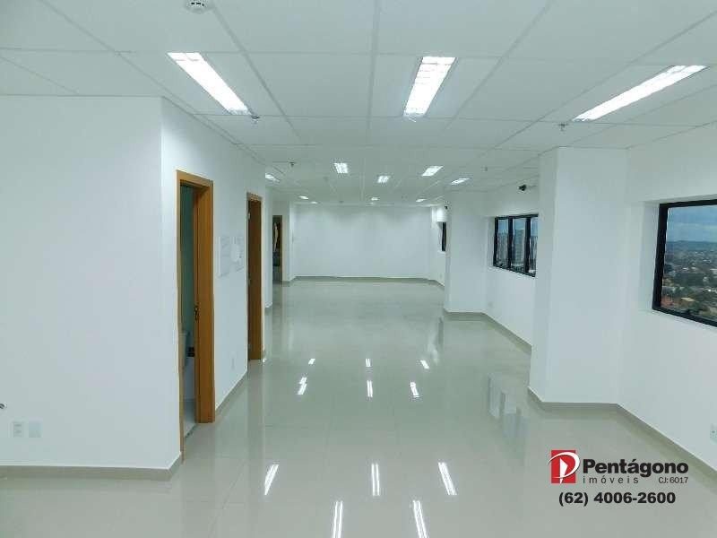 Salas Integradas com aprox. 161 m² no Ed. B&B