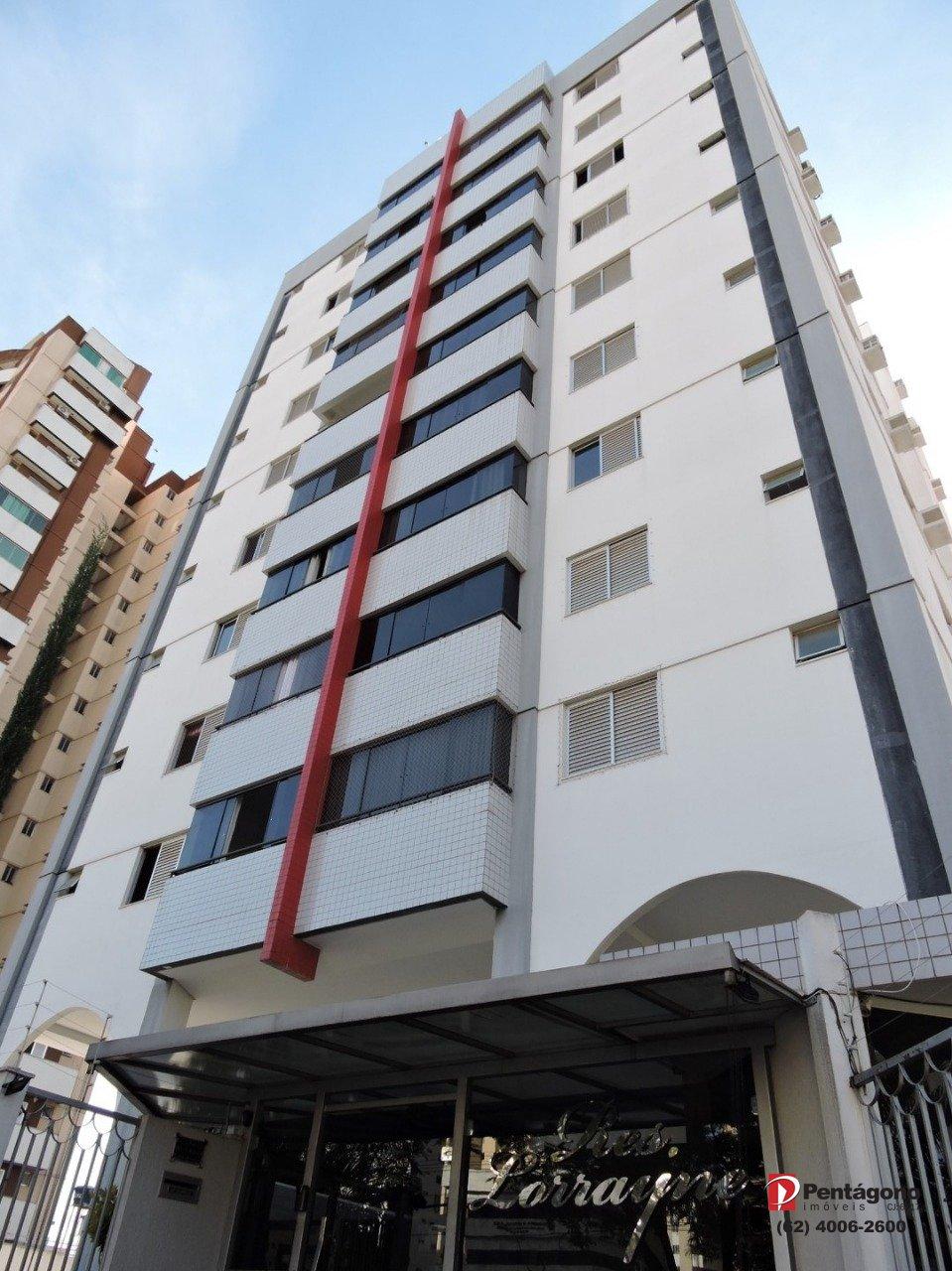 Apartamento com 2 quartos no Setor Pedro Ludovico