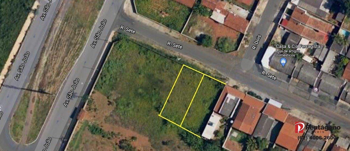 Lote 360m² Parque Santa Cecilia