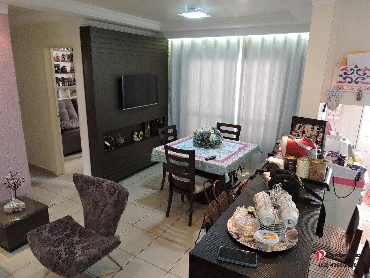 Apartamento com 2 quartos  Setor Goiânia II