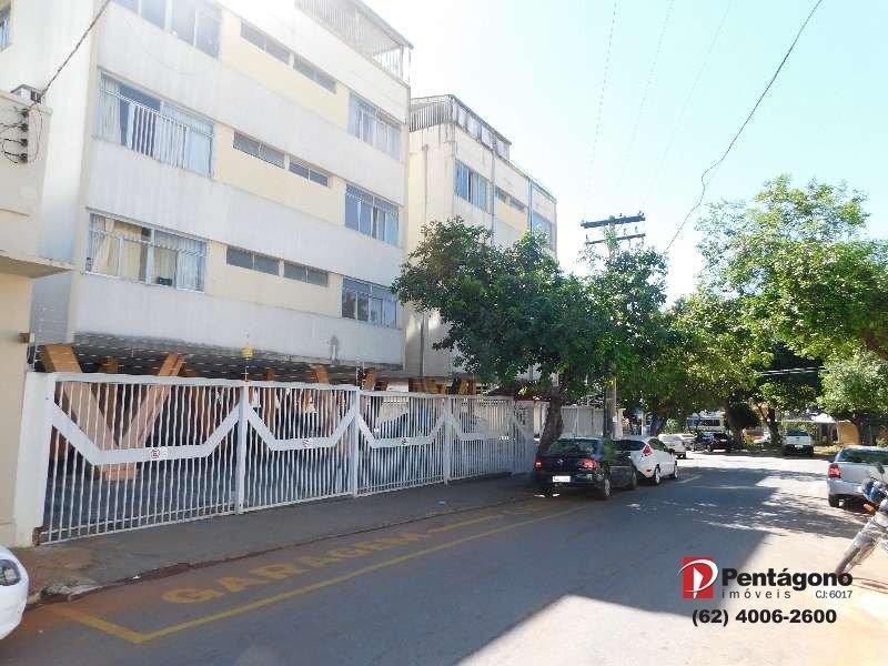 Apartamento com 3 quartos no Centro de Goiânia