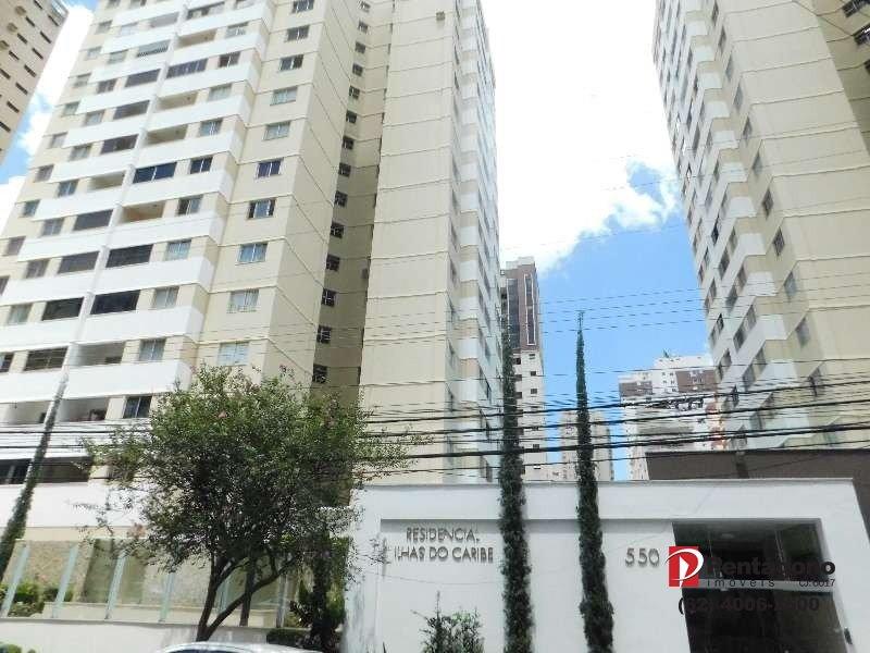Apartamento com 02 quartos no setor Bueno