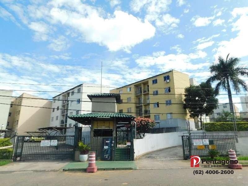 Apartamento com 03 quartos no Leste Vila Nova