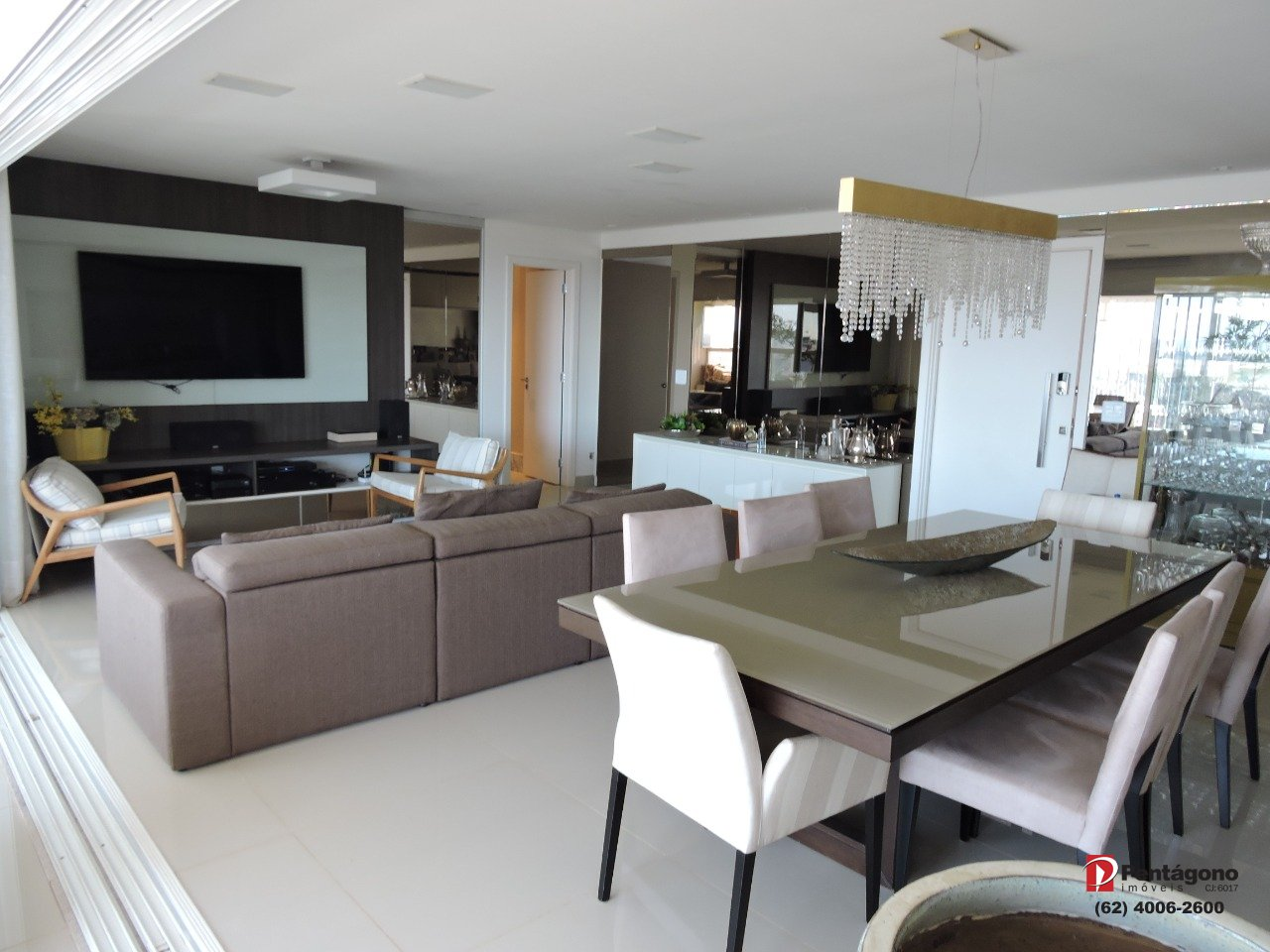 Apartamento 3 Suites Setor Marista
