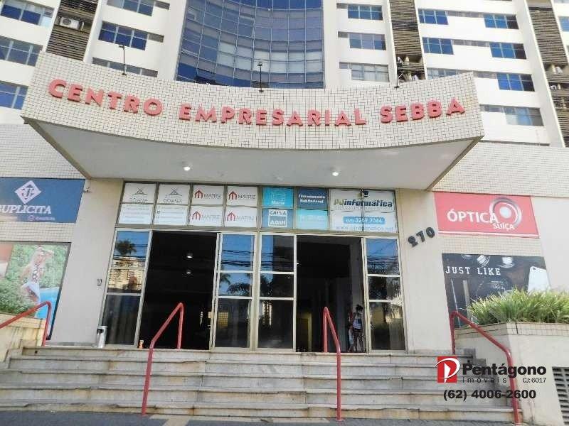 Salas Comerciais no Centro Empresarial Sebba