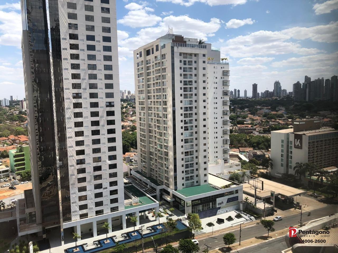 Sala comercial Jardim Goiás