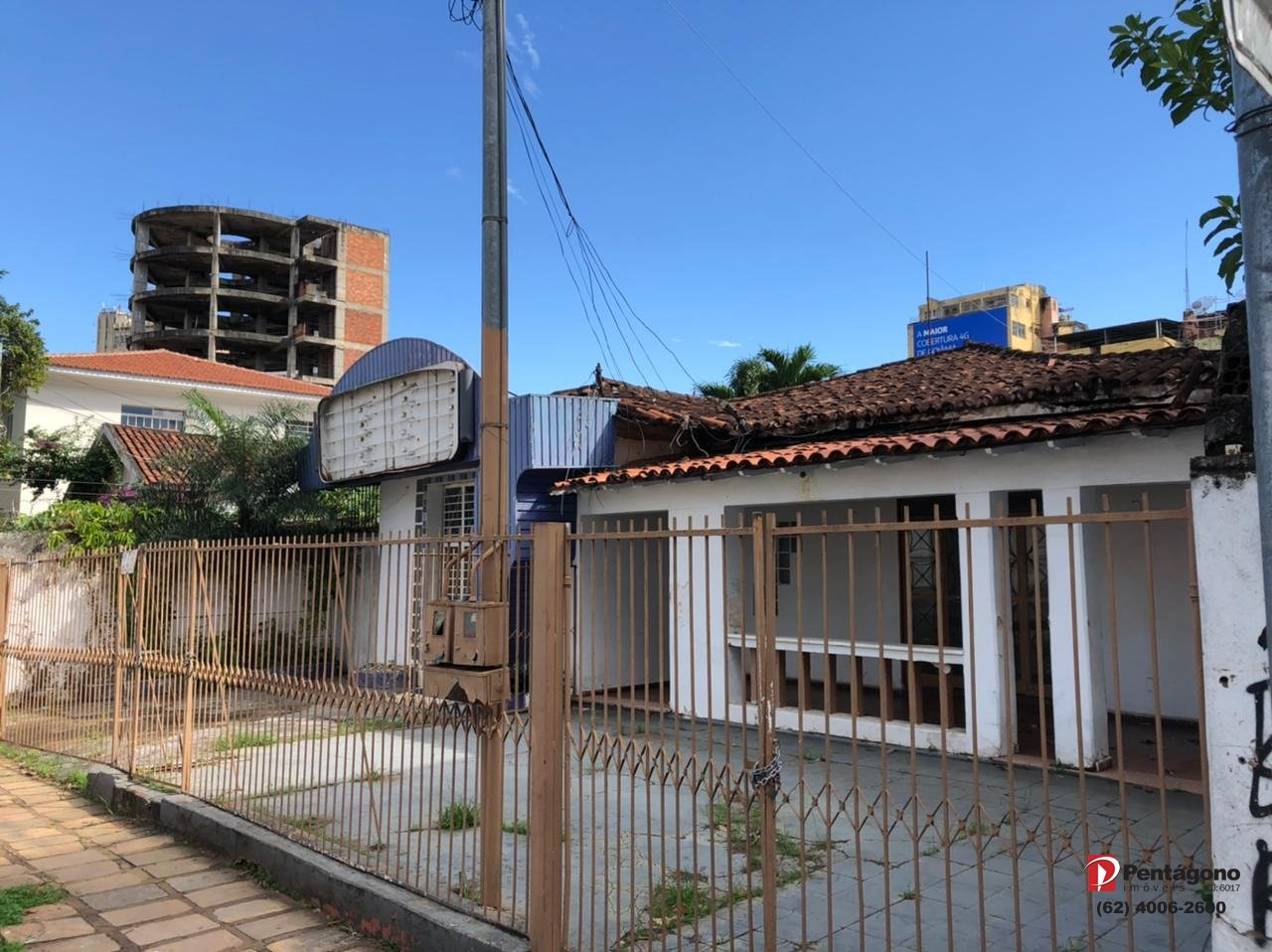 Casa no setor Central