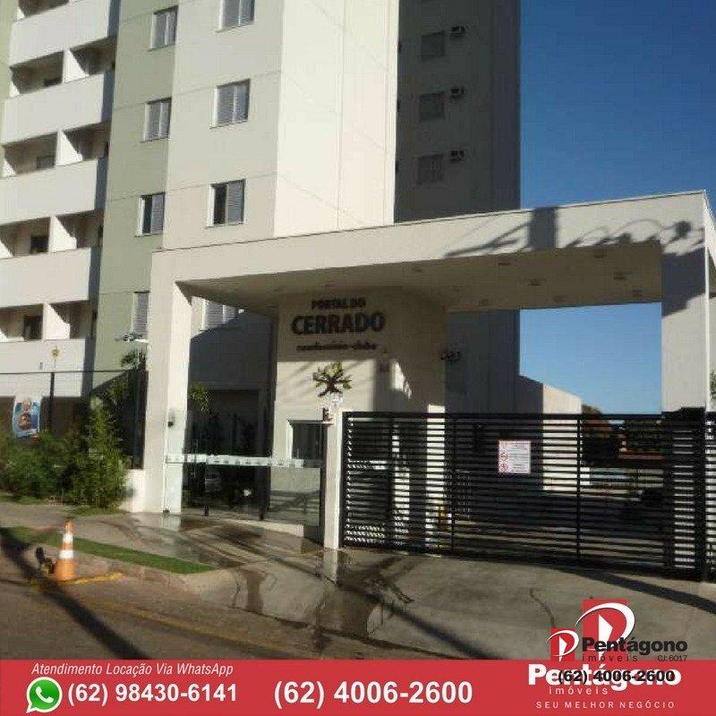Apartamento de 03 Quartos no Setor Negrão de Lima