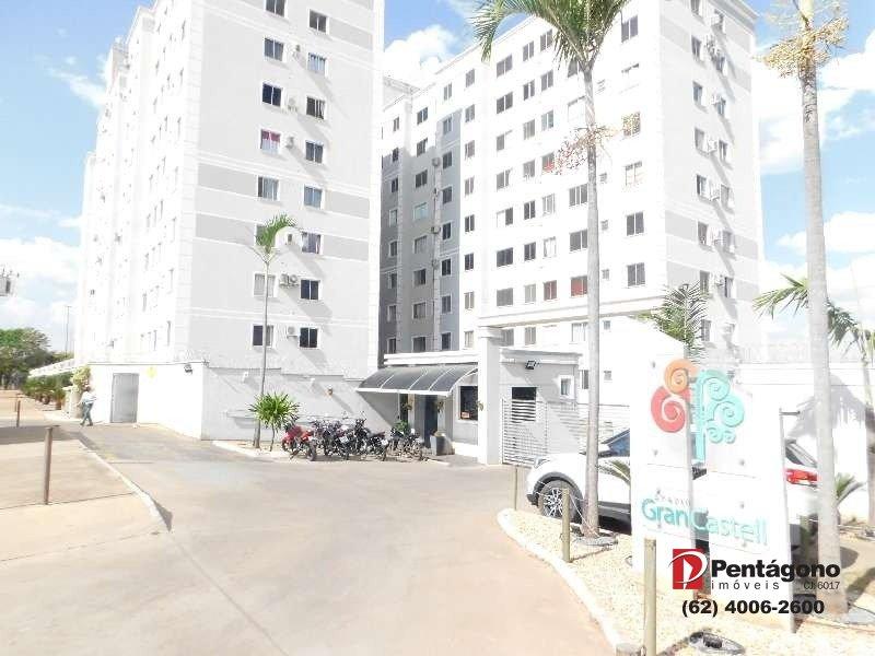Apartamento com 02 quartos no setor Jardim da  Luz