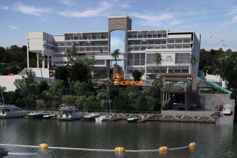 Apartamento Lago Azul Itá