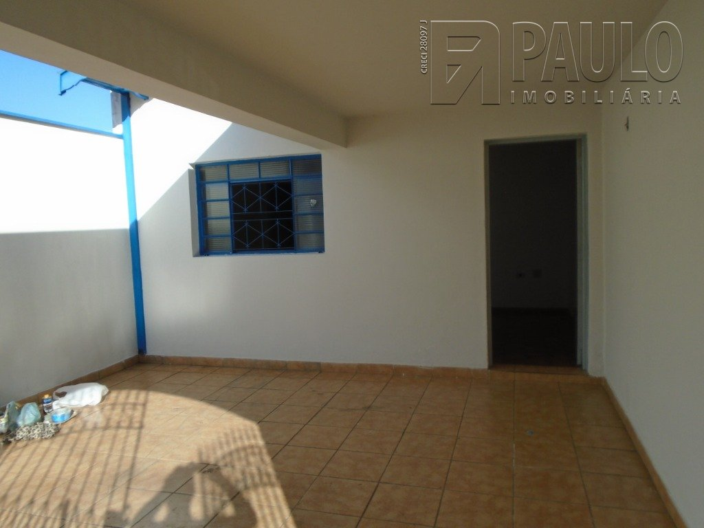 Casa Jardim Caxambu Piracicaba