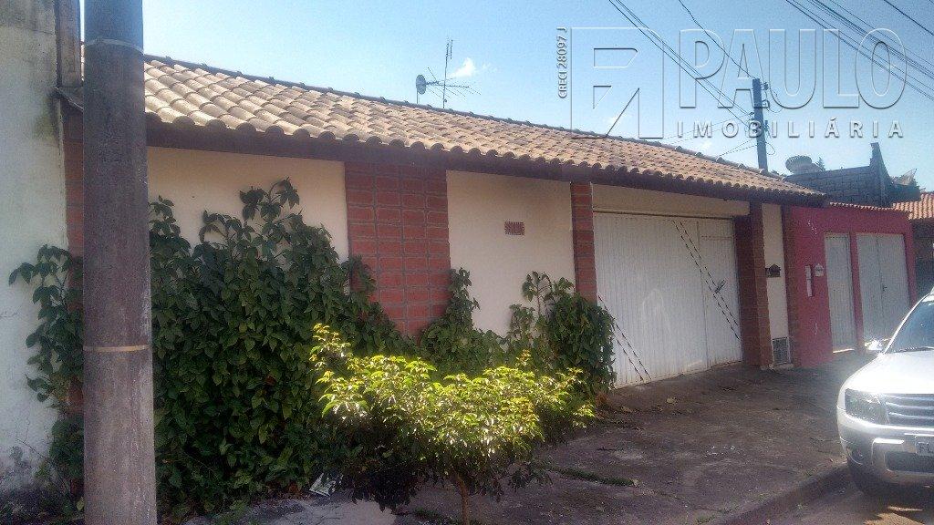 Casa Loteamento São Francisco Piracicaba
