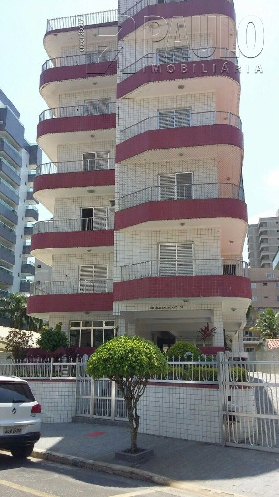 Apartamento Vila Caiçara Praia Grande