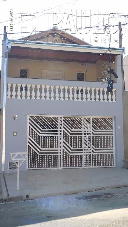 Casa Loteamento Santa Rosa, Piracicaba (11881)