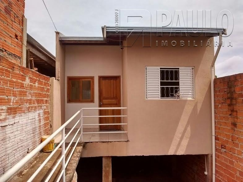 Casa Loteamento Santa Rosa Piracicaba