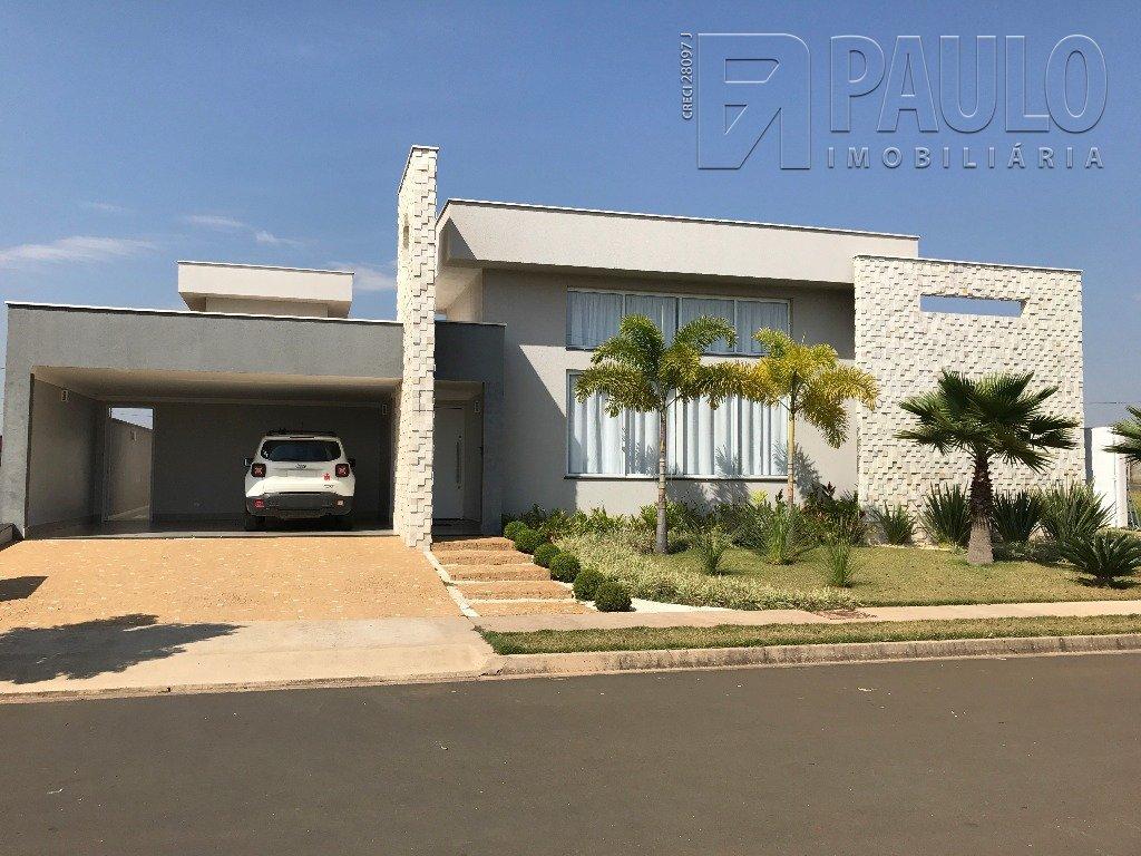 Casa em Condomínio Taquaral Piracicaba
