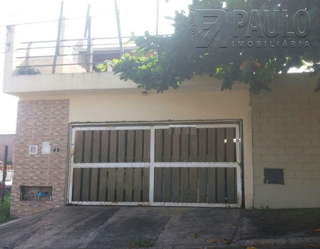 Casa Conjunto Residencial Mário Dedini Piracicaba