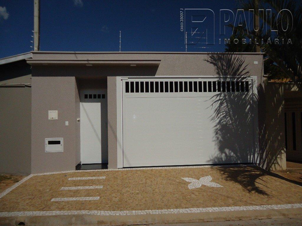 Casa Residencial Portal da Água Branca Piracicaba