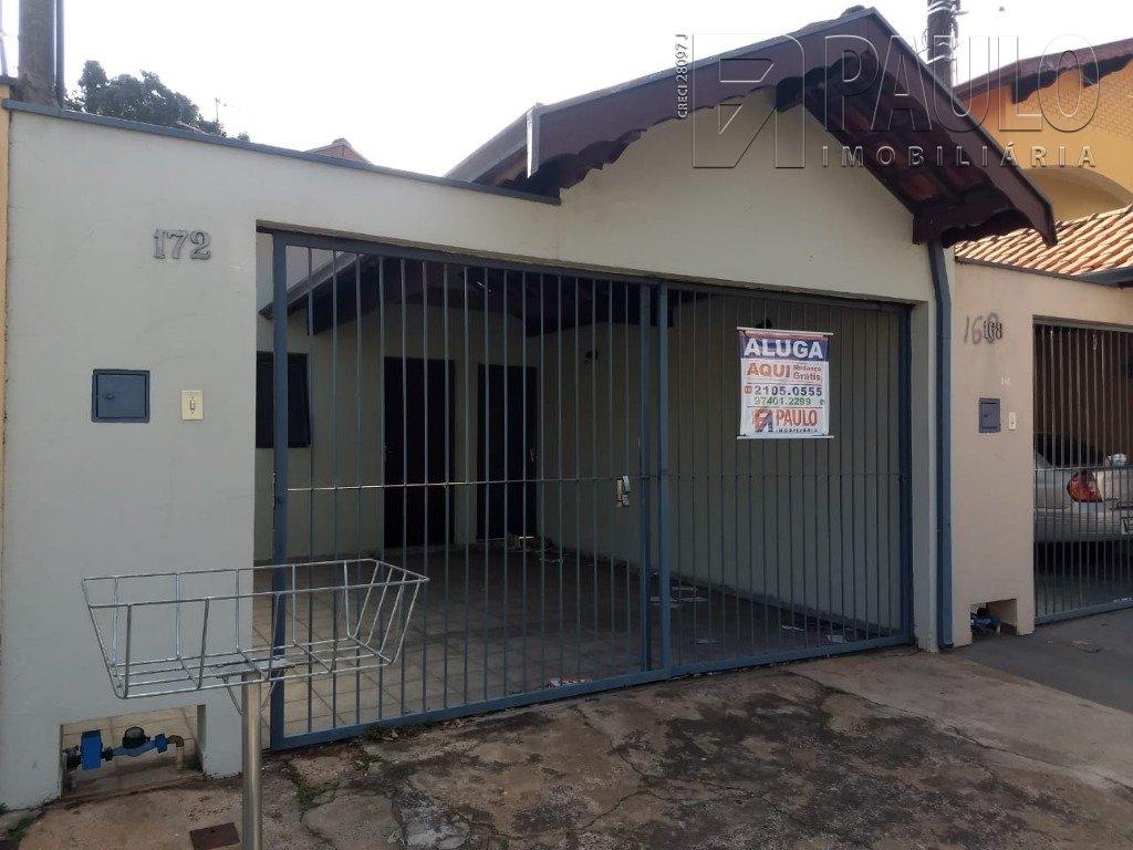 Casa Dois Córregos Piracicaba