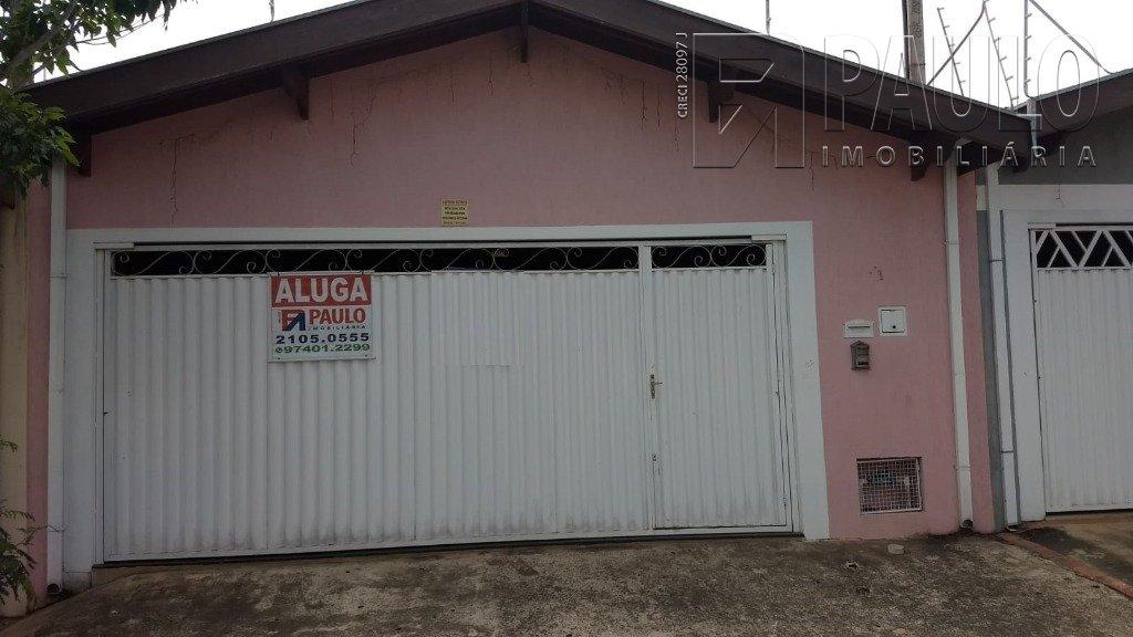 Casa Loteamento Residencial Santo Antônio ii Piracicaba