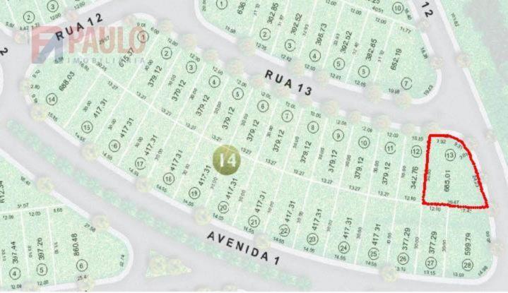 Terreno / Lotes Reserva do Engenho, Piracicaba (2452)