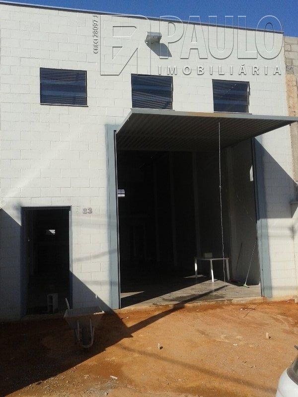 Barracão / Galpão Recanto da Agua Branca Piracicaba