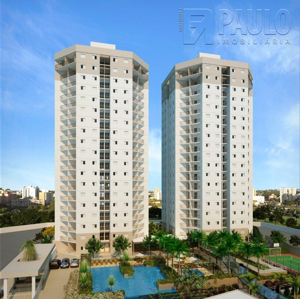 Apartamento Plaza Mayor Residencial, Piracicaba (2848)