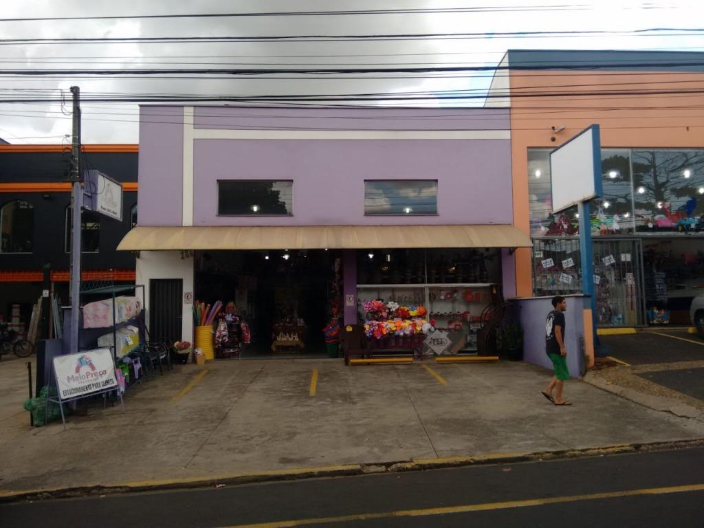 Ponto Comercial Dois Corregos, Piracicaba (3215)