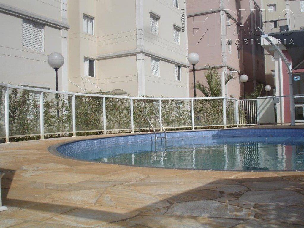 Apartamento Bosque Agua Branca, Piracicaba (3687)