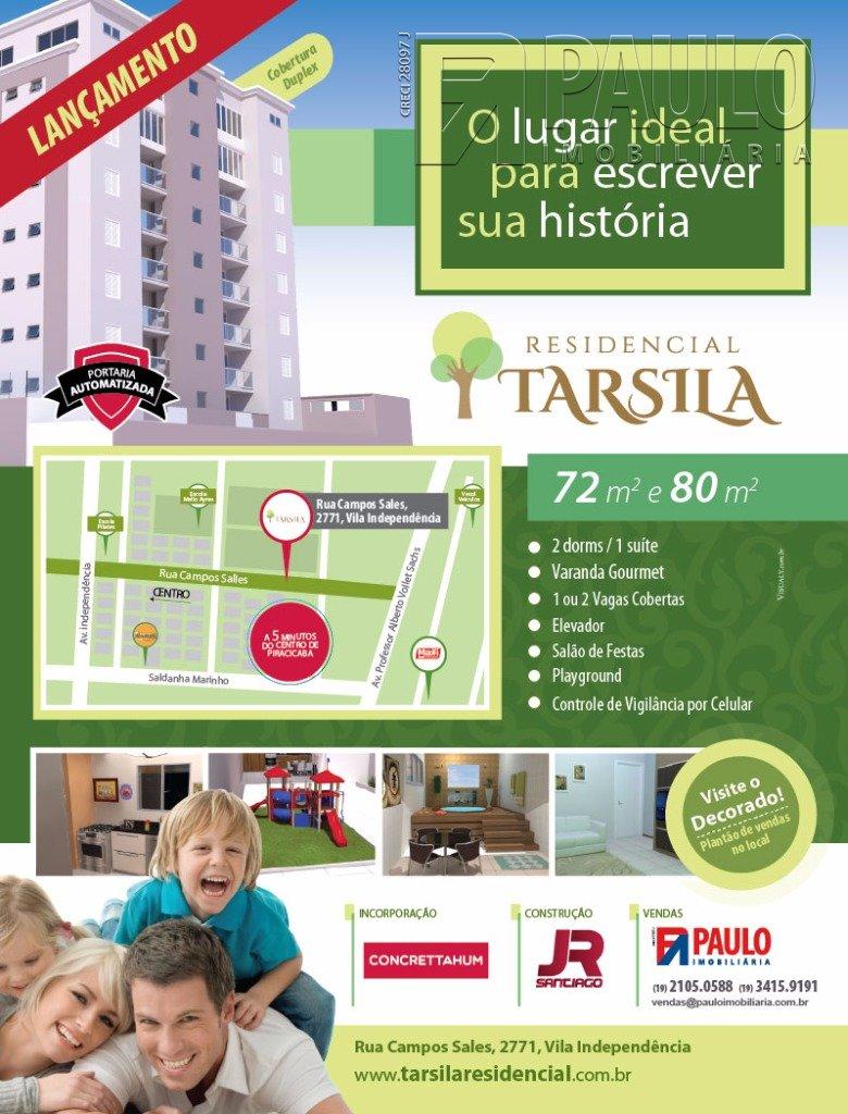 Lançamentos Vila Independência Piracicaba