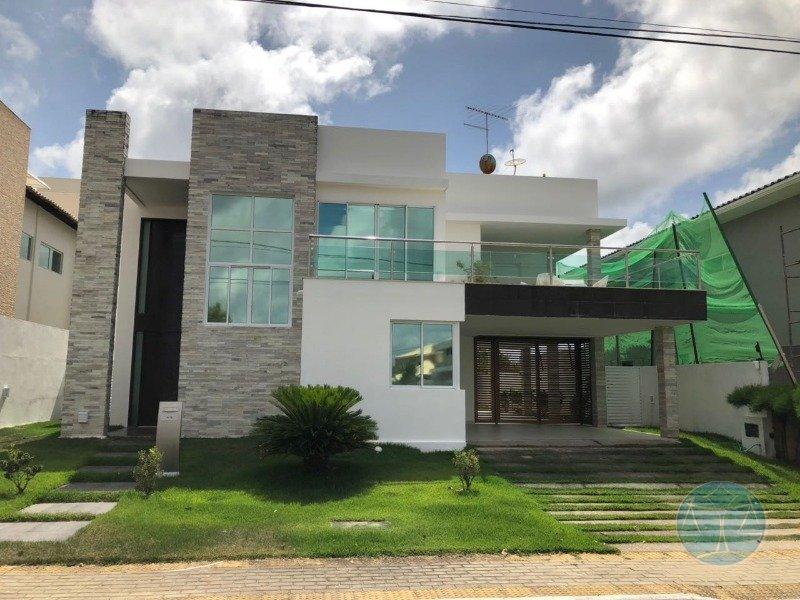 Cond. Res. Flora Boulevard Casa em Condomínio Ponta Negra, Natal (10044)