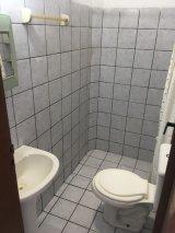 Banheiro de funcionário