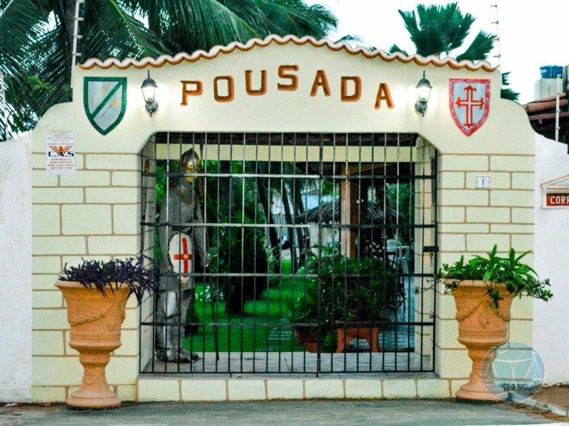 Hotel/Pousada Praia de Cotovelo Parnamirim