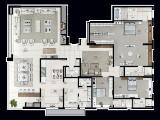 Apartamento em Caxias Do Sul | Reserva Casa Rosa | Miniatura