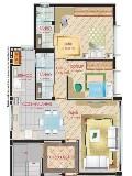 Apartamento em Caxias Do Sul | Residencial Mondevilla | Miniatura