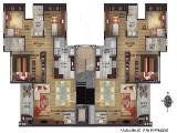 Apartamento em Caxias Do Sul | Residencial Comodoro | Miniatura