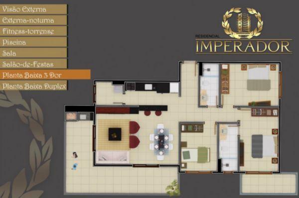 Apartamento em Passo De Torres | Imperador