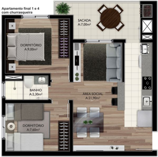 Dual Residence - Foto 3