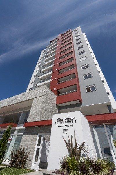 Apartamento em Caxias Do Sul   Residencial Felder