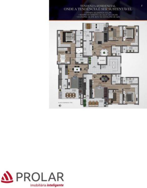 Apartamento em Caxias Do Sul   Tendenza Residencial