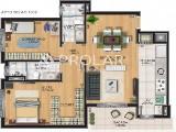 Apartamento em Caxias Do Sul   Residencial Alicante   Miniatura