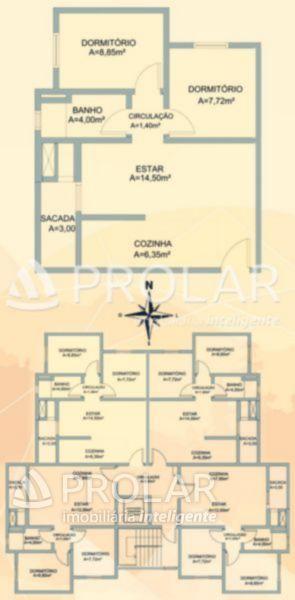 Apartamento em Caxias Do Sul | Residencial Ares Da Montanha