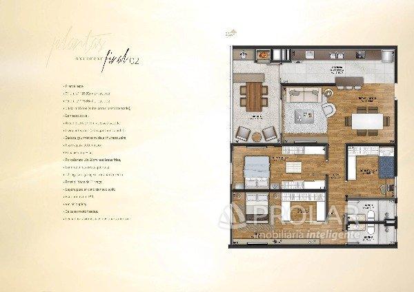 Apartamento em Caxias Do Sul   Moneo Residencial