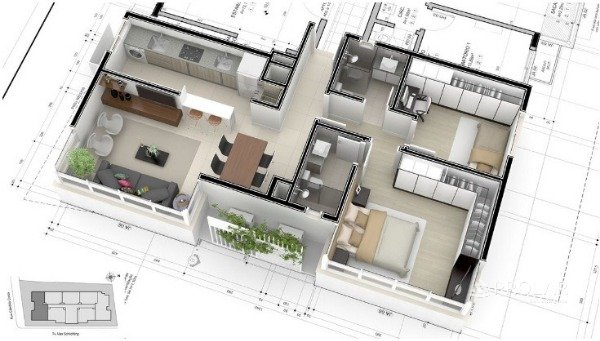 Apartamento em Bento Goncalves | Edifício Cassis